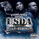Young Jeezy Presents U.S.D.A.: Cold Summer (CD)