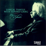 Liv Glaser - Lyrical Travels With Edvard Grieg (CD)