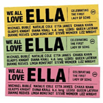 We All Love Ella: Celebrating The First Lady Of Song (CD)