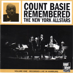 Count Basie Remembered Vol. 1 (CD)