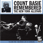 Count Basie Remembered Vol. 2 (CD)