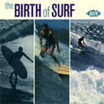 Produktbilde for The Birth Of Surf (CD)