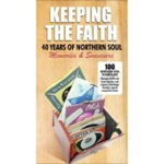 Keeping The Faith - 40 Years Of Northern Soul (4CD)