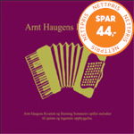 Arnt Haugens Reviderte (CD)