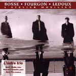 Produktbilde for Bosse; Fourgon; Ledoux - Chamber Works (CD)