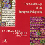 The Golden Age Of The European Polyphony (CD)