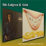 Grin 1+1 / All Out (CD)