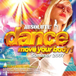 Absolute Dance - Move Your Body! Summer 2007 (2CD)