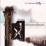 Stockholm Sessions (CD)