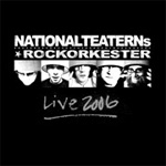 Nationalteaterns Rockorkester - Live 2006 (CD)