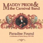 Produktbilde for Paradise Found (CD)