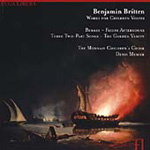 Produktbilde for Britten: Friday Afternoons; The Golden Vanity (CD)