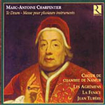 Charpentier: Te Deum (CD)