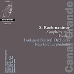 Rachmaninov: Symphony No 2; Vocalise (CD)