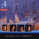 Telemann: Paris Quartets (CD)
