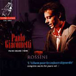 Rossini: Complete Piano Works, Vol 2 (CD)