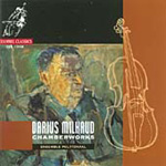 Milhaud: Chamber Works (CD)