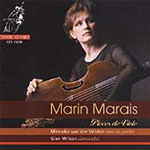 Marais: Pieces de Viole; Couperin: Harpsichord Works (CD)