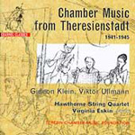 Chamber Music From Theresienstadt 1941-45 (CD)