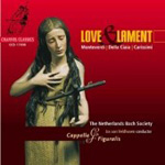 Produktbilde for Love & Lament (CD)