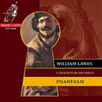 Lawes: Consorts in 6 parts (CD)