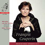 Couperin: Works for Viole (CD)