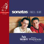 Produktbilde for Sonatas (CD)