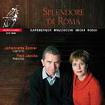 Produktbilde for Splendore Di Roma (CD)