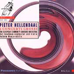 Produktbilde for Hellendaal: Concerti Grossi (CD)