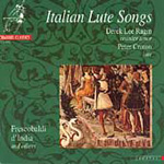 Italian Lute Songs (CD)