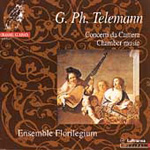 Telemann: Chamber Music (CD)