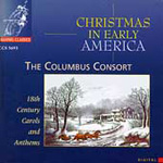 Christmas in Early America (CD)