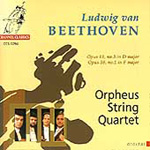 Beethoven: String Quartets (CD)