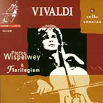 Vivaldi: Cello Sonatas (CD)