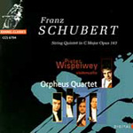 Schubert: String Quintet (CD)