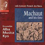 Machaut And His Time (CD)