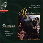 Music For The King's Pleasure (CD)