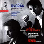 Produktbilde for Dvorák: Cello Concerto etc (CD)