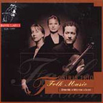 Produktbilde for Osiris Trio - Folk Music (CD)