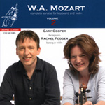 Mozart: Complete Sonatas for Keyboard & Violin, Vol 2 (SACD)