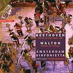 Beethoven: String Quartet Op 135; Walton: Sonata for Strings (SACD)