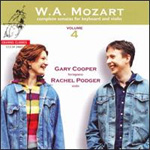 Mozart: Complete Sonatas For Keyboard & Violin, Vol 4 [SACD] (CD)