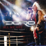 All We Are - The Fight (CD)
