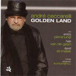 Golden Land (CD)