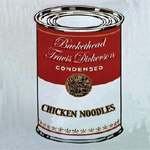 Chicken Noodles (CD)