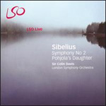 Sibelius: Symphony No 2; Pohjola's Daughter (SACD)