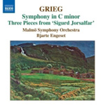 Grieg: Orchestral Music, Vol 3 (CD)