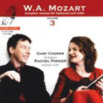 Mozart: Complete Sonatas for Keyboard & Violin, Vol 3 (SACD)