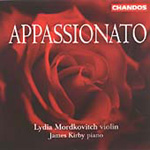 Appassionato - Violin Encores (CD)