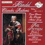 Handel: Chandos Anthems Nos 1-3 (CD)